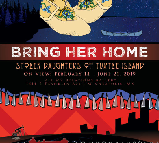 BRING HER HOME: STOLEN DAUGHTERS OF TURTLE ISLAND 2019